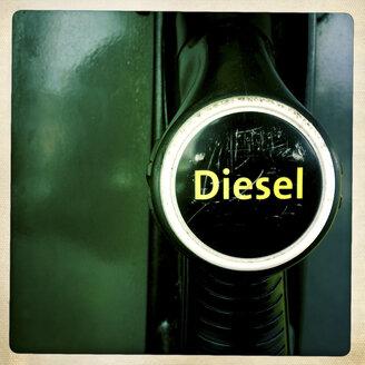 Fuel nozzle - DISF000911