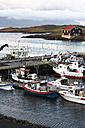 Iceland, Eastfjords, Harbour - FC000298