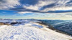 Austria, Carinthia, Katschberg, mountainscape - DAWF000092