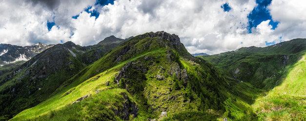 Austria, Carinthia, Fragant, mountainscape - DAWF000101