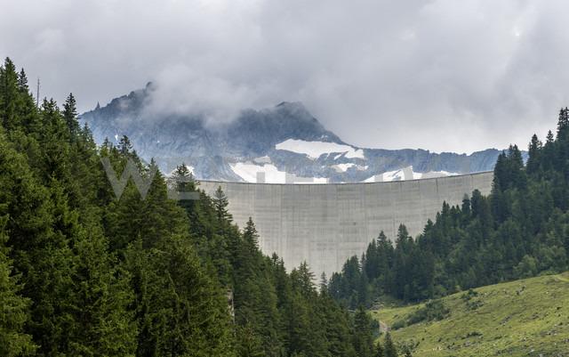 Austria, Tirol, Zillertal, Zillergrund dam wall - MKF000057 - Markus Kapferer/Westend61