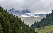 Austria, Tirol, Zillertal, Zillergrund dam wall - MKF000057