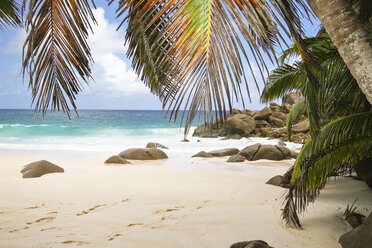 Seychelles, Mahe Island, Anse Intendance, Beach - KRPF000751