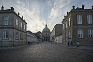 Denmark, Copenhagen, Frederik's Church - PAF000769