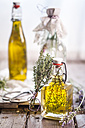 Lavender vinegar, rosemary oil and thyme oil - SBDF001158
