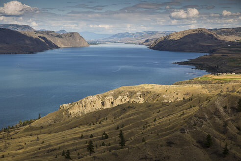 Canada, British Columbia, Summer at Kamloops Lake - FFF001423