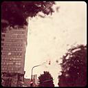 Traffic light in rain - SHIF000049