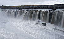 Iceland, North of Iceland, Waterfall Selfoss - MKF000093