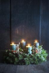 Advent wreath - HHF004845