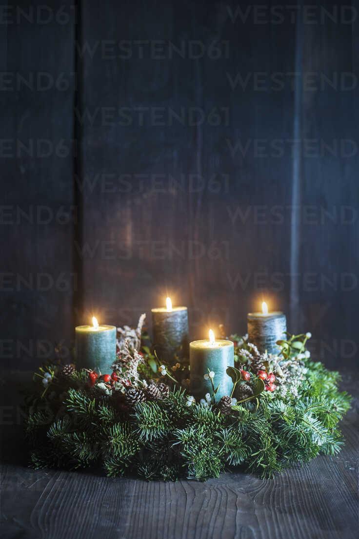 Advent wreath - HHF004845 - Hans Huber/Westend61