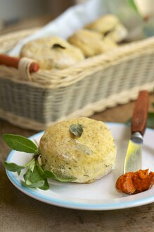 Home made sage biscuits - HAWF000454