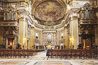 Italy, Rome, Chiesa Del Gesu - GW003279