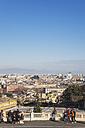 Italy, Rome, cityscape from Monte Gianicolo - GW003283