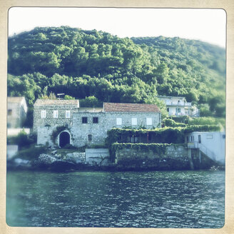 Harbor of Kozarica, Croatia, Mljet - DISF000963