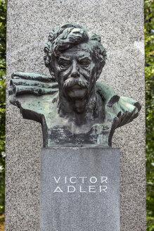 Austria, Vienna, bust of Viktor Adler - EJW000480