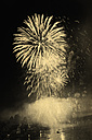Switzerland, Stein am Rhein, Fireworks - MS004150