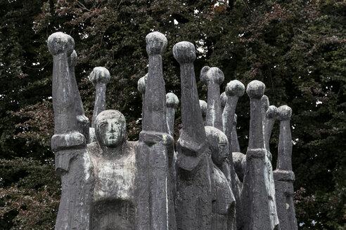 Austria, Mauthausen concentration camp, memorial - EJW000569