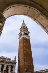 Italy, Venice, St Mark's Square, Campanile - APF000007