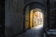 Italy, Comacchio, archway - AP000012