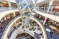 Germany, Hesse, Frankfurt, MyZeil shopping center - WD002614