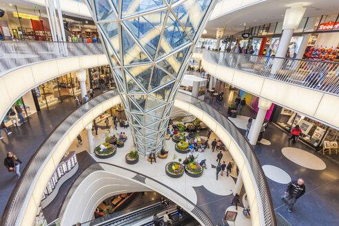 Germany, Hesse, Frankfurt, MyZeil shopping center - WD002614