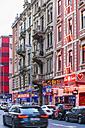Germany, Hesse, Frankfurt, red light district at Bahnhofsviertel - WD002617