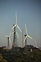 Spain, Andalusia, Tarifa, Wind farm - KBF000152