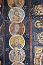 Turkey, Cappadocia, Guelsehir, frescos in St. John cave church - SIE005880