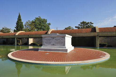 USA, Georgia, Atlanta, tomb of Martin Luther King - BR000622