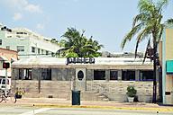 USA, Florida, Miami Beach, American Diner of the 1950s - BR000650