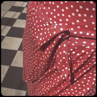 Dress with polka dots - SHIF000056