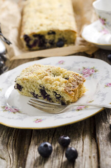 Blueberry crumble cake - ODF000808