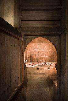 Morocco, Fes, Hotel Riad Fes, spa - KMF001448