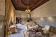 Morocco, Fes, Hotel Riad Fes, hotel suite - KMF001465