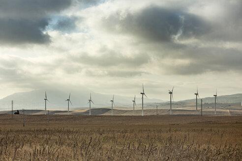 Spain, Andalusia, Tarifa, Wind farm - KBF000170