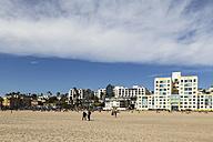 USA, California, Santa Monica, Santa Monica State Beach - FOF006930