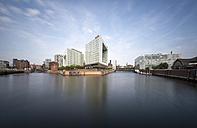 Germany, Hamburg, High-rise office building Ericusspitze, Publishing house Der Spiegel - RJF000265