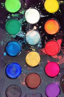 Colorful paint box - AFF000105