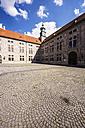 Germany, Bavaria, Munich, Altstadt-Lehel, Munich Residenz, courtyard - THA000593