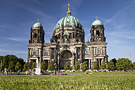 Germany, Berlin, view to Berlin Cathedral - WIF001009