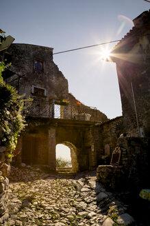 Italy, Veneto, Brenzone, Campo di Brenzone - LVF001824