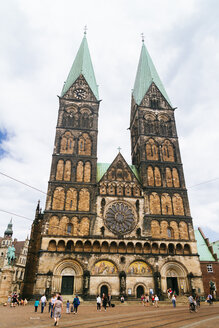 Germany, Bremen, Bremen Cathedral - KRPF001088