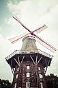 Germany, Bremen,Am Wall Windmill - KRPF001098