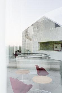 Luxembourg, Kirchberg, Philharmonie Luxembourg, Architect Christian de Portzamparc - MS004237