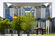 Germany, Berlin, The German Chancellery - PS000647