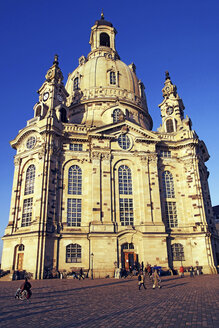 Germany, Saxony, Dresden, Church of Our Lady - HOHF001055