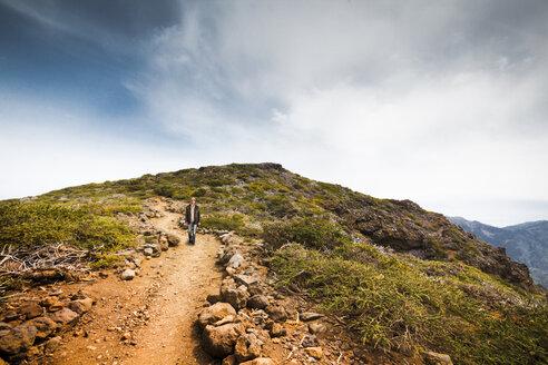 Spain, Canary Islands, La Palma, Caldera de Taburiente National Park - DWIF000194