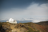Spain, Canary Islands, La Palma, Observatory at Roque de las Muchachos - DWIF000199