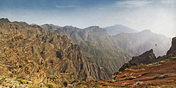 Spain, Canary Islands, La Palma, Caldera de Taburiente National Park - DWIF000202
