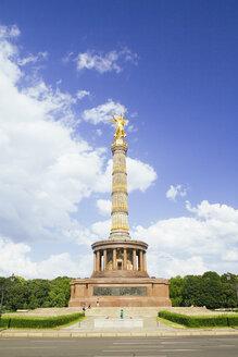 Germany, Berlin, Berlin-Tiergarten, Great Star, Berlin Victory Column - KRPF001118
